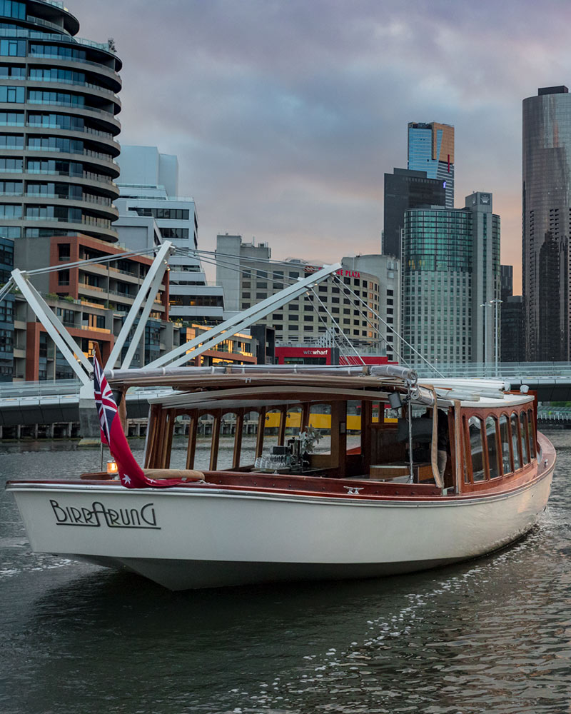 private yarra river cruises melbourne docklands