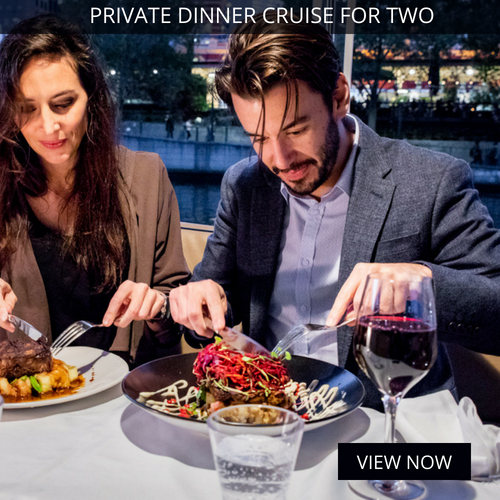private dinner cruise for two