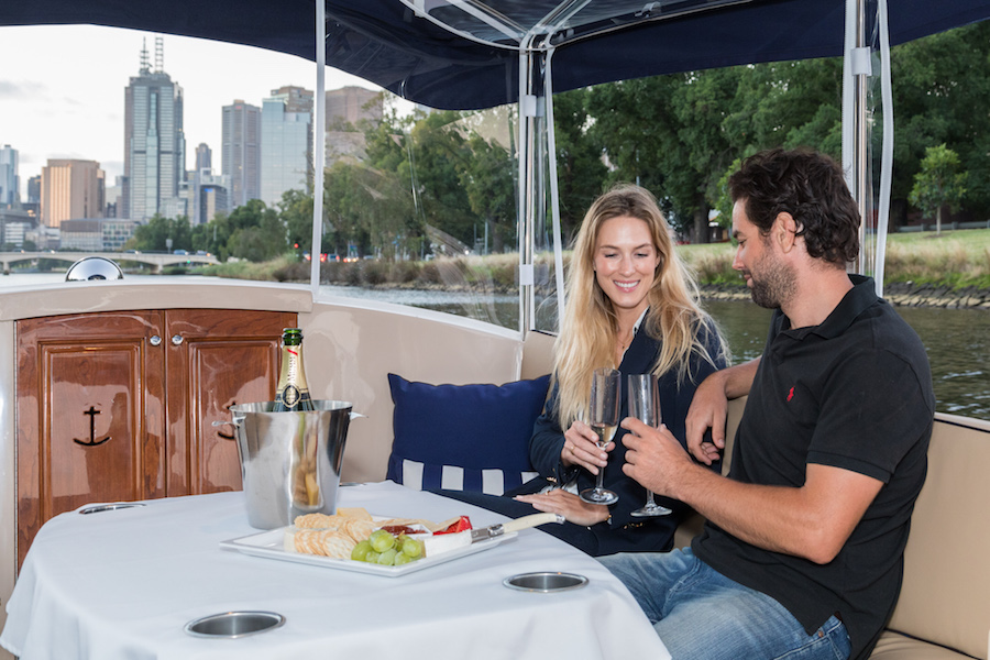 private yarra river dinner cruises for couples