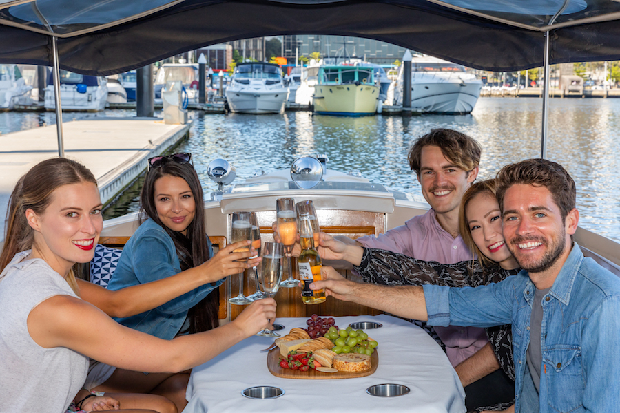 yarra river cruises, self drive