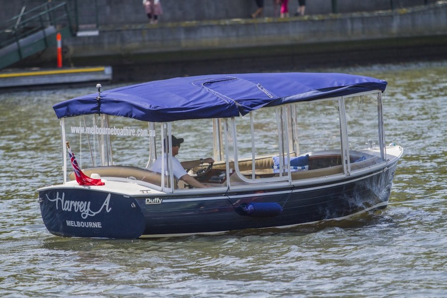 yarra river boat trips for celebrating special occasions