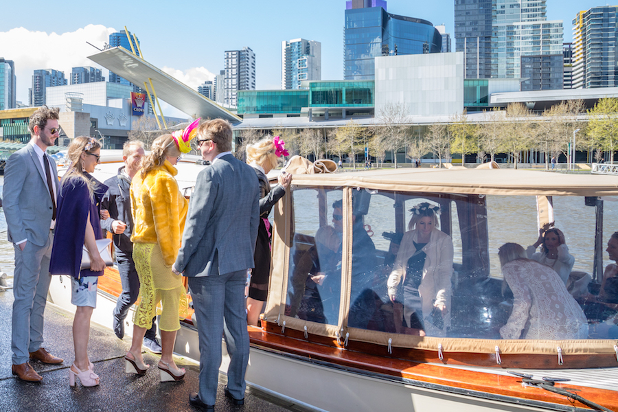 tour the Yarra River on luxurious private skippered yacht