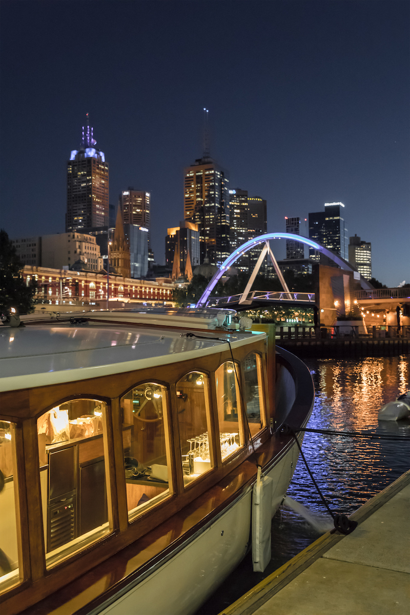twilight sunset river cruise melbourn