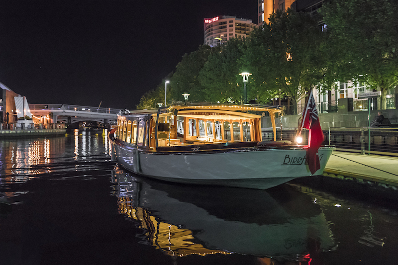 river cruises for couples in Melbourne