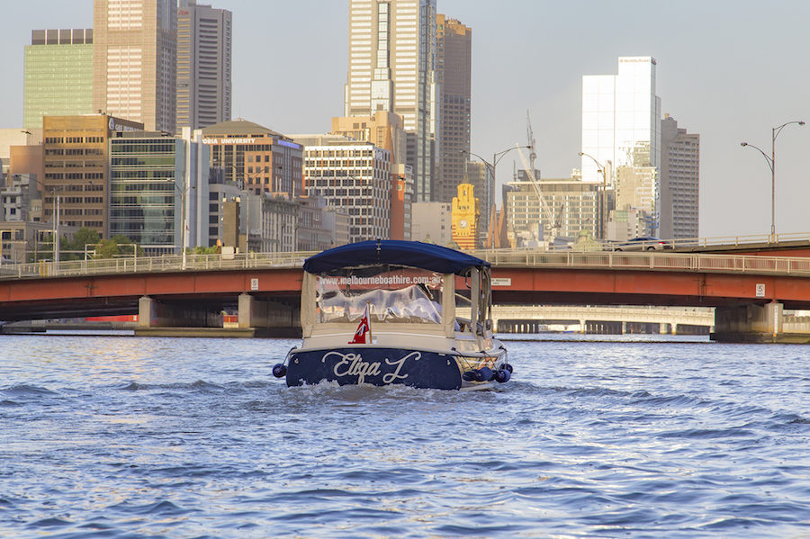 luxury yarra river cruise boats for hire