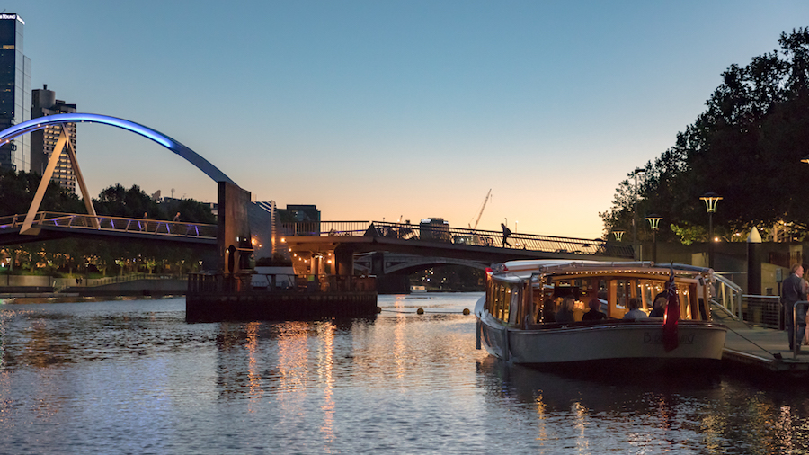 luxury party yacht cruises yarra river