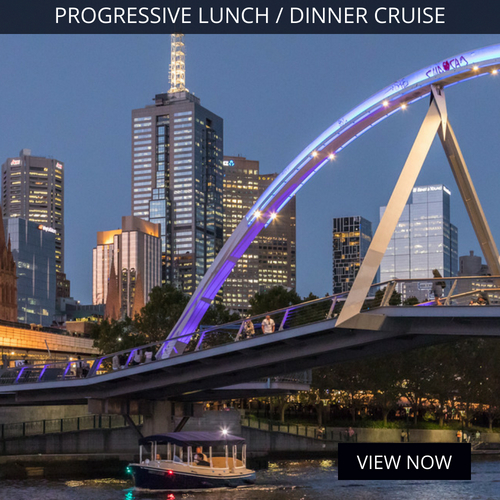 progressive lunch or dinner cruise