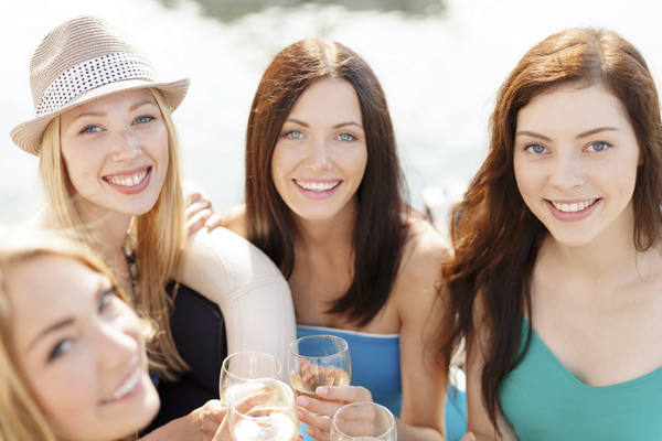 private yacht cruises for hens parties in melbourne