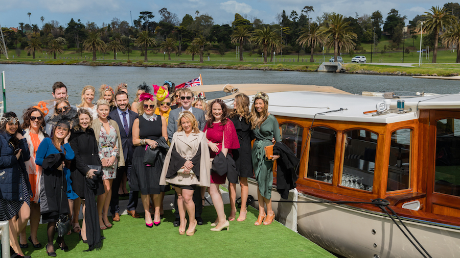 boat transfers from melbourne to flemington races