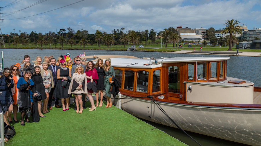 luxurious private water taxi transfers to moonee valley