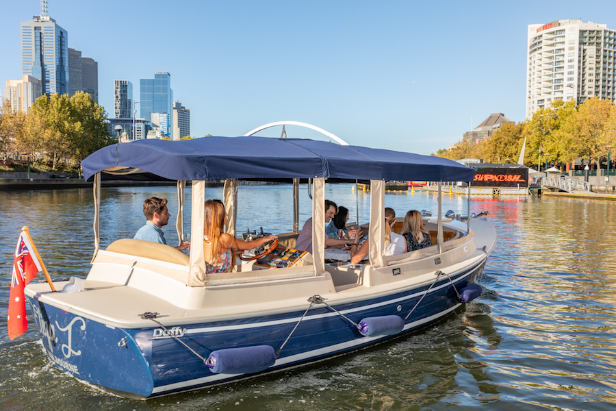 yarra river boat cruises for groups